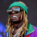 SAN FRANCISCO, CALIFORNIA - AUGUST 09: Lil Wayne performs onstage during the 2019 Outside Lands Music And Arts Festival at Golden Gate Park on August 09, 2019 in San Francisco, California. (Photo by Jeff Kravitz/FilmMagic)